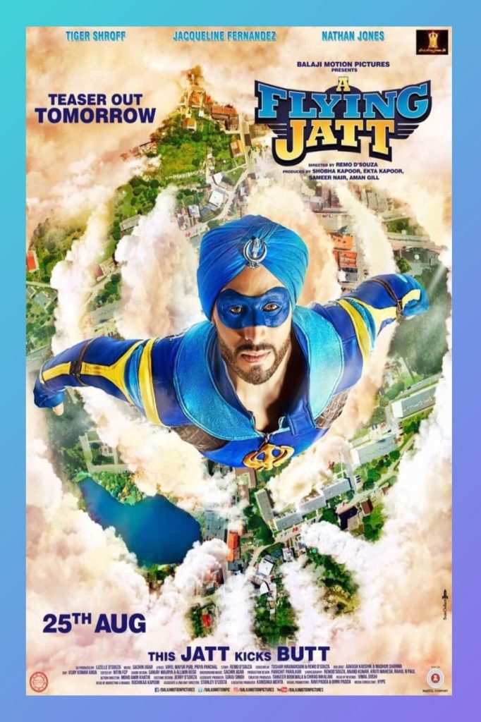 flying jatt